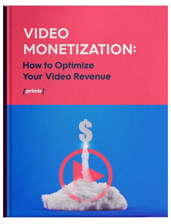 Primis Video Monetization